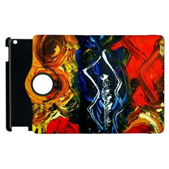 1 Butterfly 1 Apple Ipad 2 Flip 360 Case