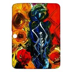 1 Butterfly 1 Samsung Galaxy Tab 3 (10 1 ) P5200 Hardshell Case