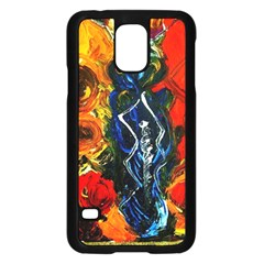 1 Butterfly 1 Samsung Galaxy S5 Case (black)