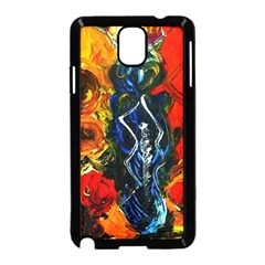 1 Butterfly 1 Samsung Galaxy Note 3 Neo Hardshell Case (black)