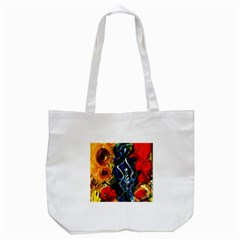 1 Butterfly 1 Tote Bag (white)