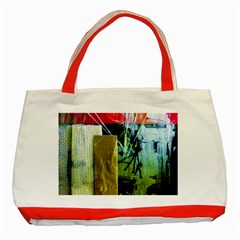 Hidden Stringsof Purity 7 Classic Tote Bag (red)
