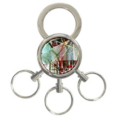 Hidden Strings Of Urity 10 3 Ring Key Chains