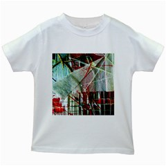 Hidden Strings Of Urity 10 Kids White T Shirts