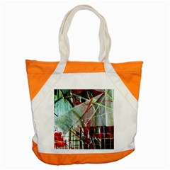 Hidden Strings Of Urity 10 Accent Tote Bag