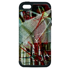 Hidden Strings Of Urity 10 Apple Iphone 5 Hardshell Case (pc+silicone)