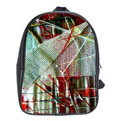 Hidden Strings Of Urity 10 School Bag (xl)