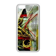 Hidden Strings Of Purity 15 Apple Iphone 5c Seamless Case (white)
