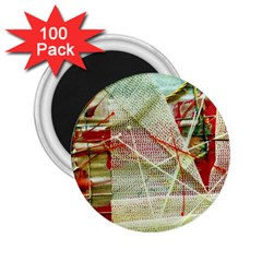 Hidden Strings Of Purity 1 2 25  Magnets (100 Pack)