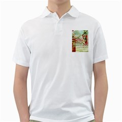 Hidden Strings Of Purity 1 Golf Shirts