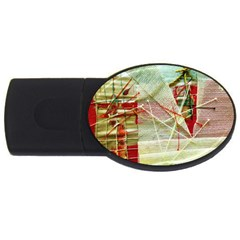 Hidden Strings Of Purity 1 Usb Flash Drive Oval (2 Gb)