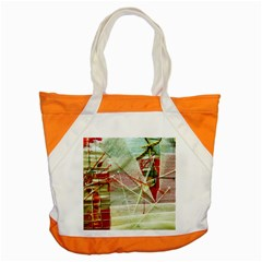 Hidden Strings Of Purity 1 Accent Tote Bag