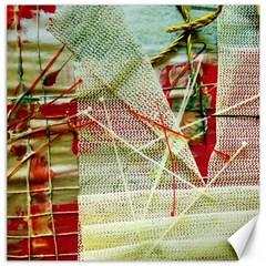 Hidden Strings Of Purity 1 Canvas 16  X 16