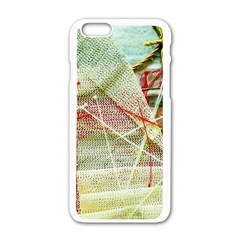 Hidden Strings Of Purity 1 Apple Iphone 6/6s White Enamel Case