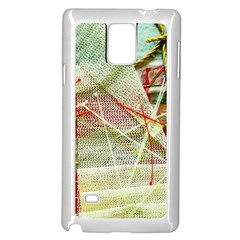 Hidden Strings Of Purity 1 Samsung Galaxy Note 4 Case (white)