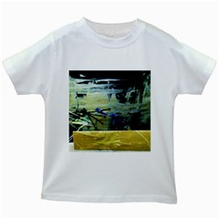 Hidden Strings Of Purity 9 Kids White T Shirts