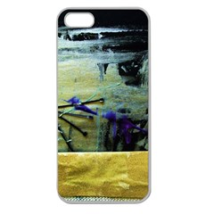 Hidden Strings Of Purity 9 Apple Seamless Iphone 5 Case (clear)