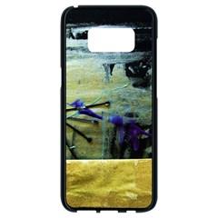 Hidden Strings Of Purity 9 Samsung Galaxy S8 Black Seamless Case