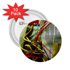 Hidden Strings Of Purity 15 2 25  Buttons (10 Pack)