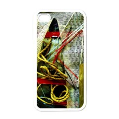 Hidden Strings Of Purity 15 Apple Iphone 4 Case (white)