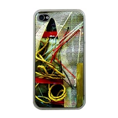 Hidden Strings Of Purity 15 Apple Iphone 4 Case (clear)