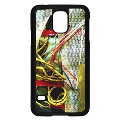 Hidden Strings Of Purity 15 Samsung Galaxy S5 Case (black)