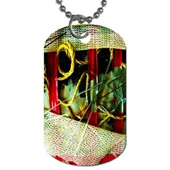 Hidden Strings Of Purity 13 Dog Tag (two Sides)