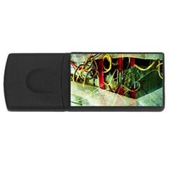 Hidden Strings Of Purity 13 Rectangular Usb Flash Drive by bestdesignintheworld