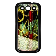 Hidden Strings Of Purity 13 Samsung Galaxy S3 Back Case (black)