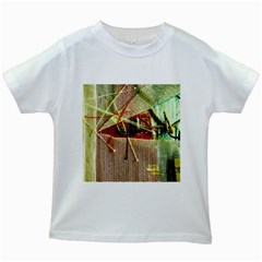 Hidden Strings Of Purity 12 Kids White T Shirts
