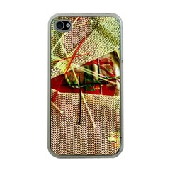 Hidden Strings Of Purity 12 Apple Iphone 4 Case (clear)