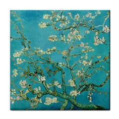Almond Blossom  Tile Coasters