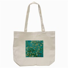 Almond Blossom  Tote Bag (cream) by Valentinaart