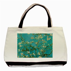 Almond Blossom  Basic Tote Bag