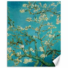 Almond Blossom  Canvas 16  X 20