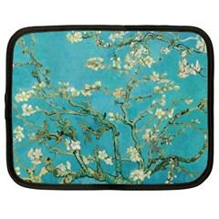 Almond Blossom  Netbook Case (xxl)  by Valentinaart