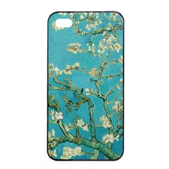 Almond Blossom  Apple Iphone 4/4s Seamless Case (black)