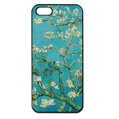 Almond Blossom  Apple Iphone 5 Seamless Case (black)