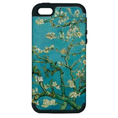 Almond Blossom  Apple Iphone 5 Hardshell Case (pc+silicone)