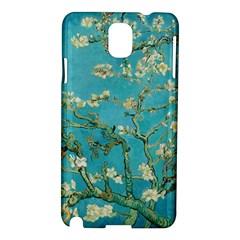 Almond Blossom  Samsung Galaxy Note 3 N9005 Hardshell Case by Valentinaart
