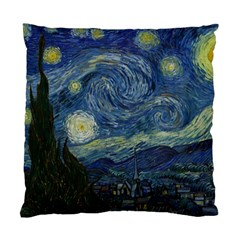 The Starry Night  Standard Cushion Case (two Sides)