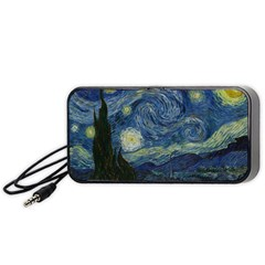 The Starry Night  Portable Speaker