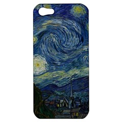 The Starry Night  Apple Iphone 5 Hardshell Case