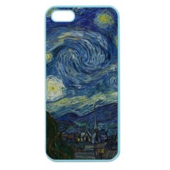 The Starry Night  Apple Seamless Iphone 5 Case (color)