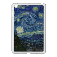 The Starry Night  Apple Ipad Mini Case (white)