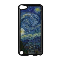The Starry Night  Apple Ipod Touch 5 Case (black)