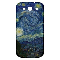 The Starry Night  Samsung Galaxy S3 S Iii Classic Hardshell Back Case