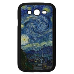 The Starry Night  Samsung Galaxy Grand Duos I9082 Case (black)