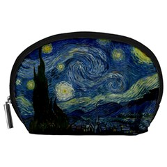 The Starry Night  Accessory Pouches (large)