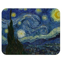 The Starry Night  Double Sided Flano Blanket (medium)